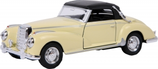 "kovový model automobilu ""Mercedes-Benz ´55 300S"""