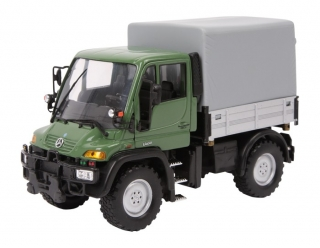 model automobiu Mercedes-Benz Unimog U400